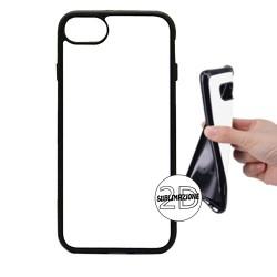 Cover 2D Gel Flex iPhone 6 Plus / iPhone 6s Plus - NERO