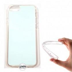 Cover 2D Gel Flex iPhone 6 Plus/ iPhone 6s Plus - TRASPARENTE