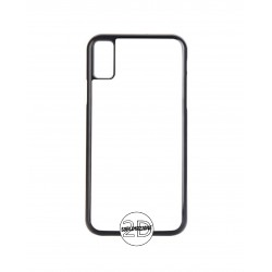 Cover 2D iPhone 6/6s GOMMA TRASPARENTE