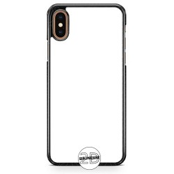 Cover 2D Gel Flex iPhone XS Max - TRASPARENTE