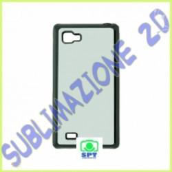Cover 2D Huawei P-Smart - Enjoy 7S - GOMMA - TRASPARENTE