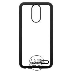Cover 2D Gel Flex Huawei Y7 - TRASPARENTE