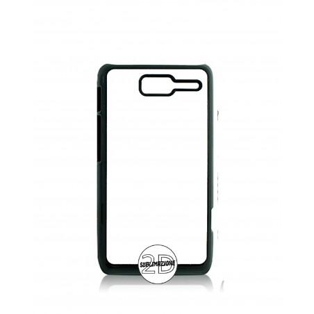 Cover 2D Gel Flex iPhone 7 Plus/ iPhone 8 Plus - TRASPARENTE