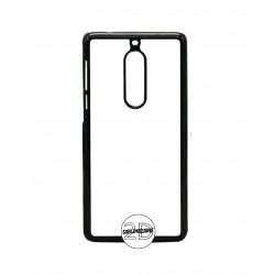 Cover 2D Gel Flex Galaxy S9 - NERO