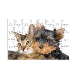 Puzzle 15x20cm - 60pz.