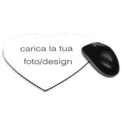 Tappetino mouse Cuore