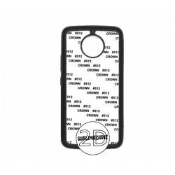Cover 2D Motorola G5s GOMMA