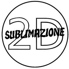 SUBLIMAZIONE 2D